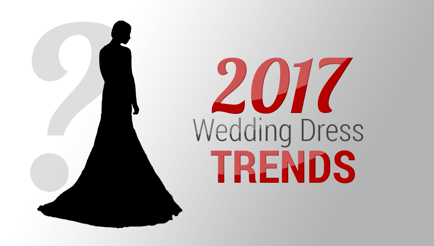 Top 2017 Wedding Trends, to Look Fabulous on Your Special Day